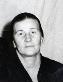Родина Ефросинья Антоновна