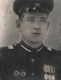 Шатров Михаил Максимович