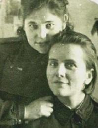 Ермолаева (Шапошникова) Анна Семеновна