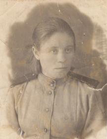 Грязнова (Блинова) Клавдия Дмитриевна
