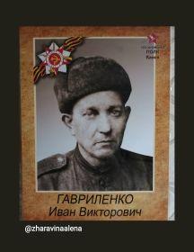 Гавриленко Иван Викторович