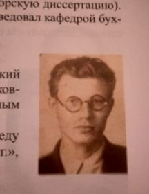 Егорычев Николай Петрович