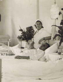 Бордюг Николай Григорьевич