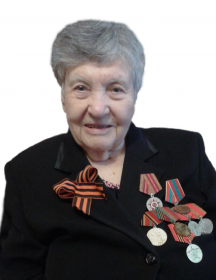 Сутурина Мария Карповна