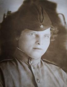 Фетисенкова Фруза Михайловна