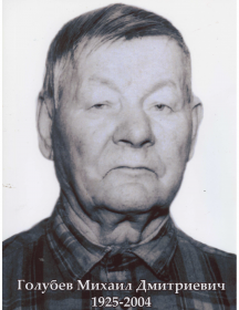 Голубев Михаил Дмитриевич