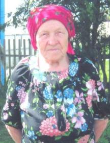 Цветкова Анна Дмитриевна