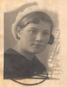 Андреева (Григорьева) Тамара Алексеевна