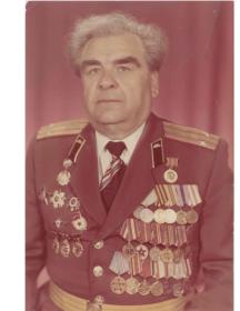 Лукин Пётр Филиппович