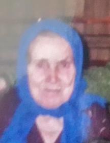 Васюкова Акулина Юдаевна