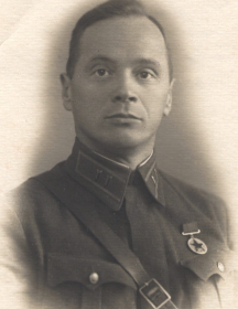 Нежданов Павел Михайлович