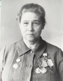 Сурикова (Шаронова) Зинаида Ивановна