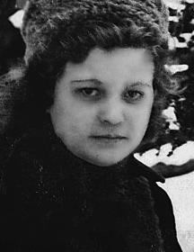 Безрукова Евфалия Фёдровна