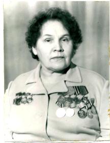 Соколова Валентина Георгиевна