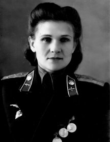 Степанова Мария Тимофеевна