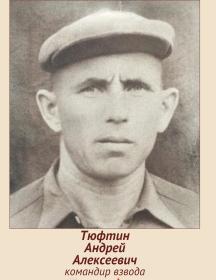 Тюфтин Андрей Алексеевич