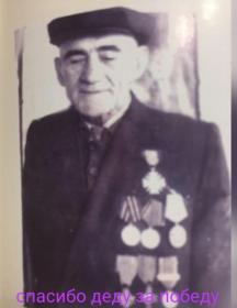 Кущаев Гусейн Имранович