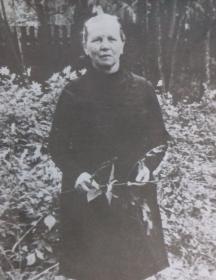 Соловьёва (Хухрова) Клавдия Ивановна