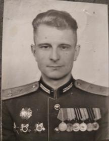 Морозов Николай Евстафьевич
