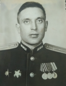 Карпенко Михаил Федорович