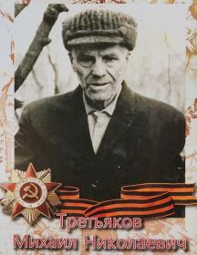 Третьяков Михаил Никонович