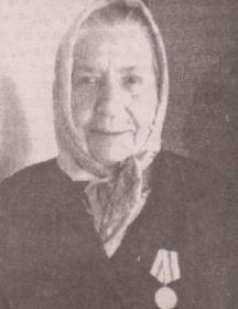 Силуянова Александра Григорьевна