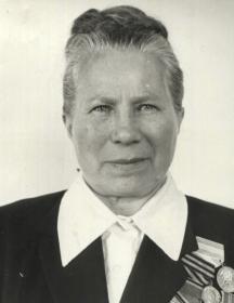 Кузеванова Мария Игнатьевна