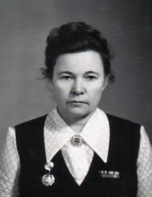 Богачева (Степанова) Лидия Федоровна