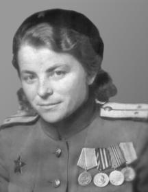 Мартьянова Анастасия Яковлевна