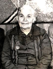 Власова (Казарина) Дарья Ивановна