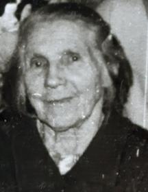 Шаулина Анастасия Федоровна