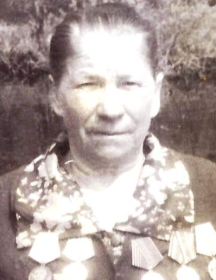 Беликова Мария Петровна