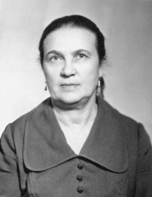 Наговицына (Исупова) София Михайловна