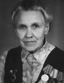 Пахомова Антонина Петровна