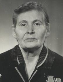 Петровская Клавдия Артемьевна