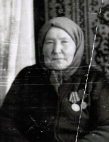 Костромина Марфа Филатовна