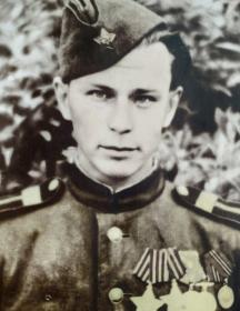 Аксёнов Егор Антонович