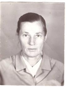 Колбасова Мария Арефьевна