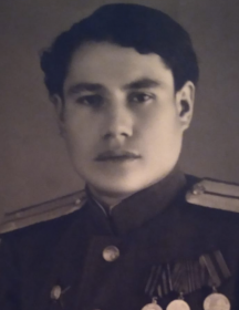 Бореев Николай Иванович