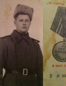 Романов Павел Васильевич