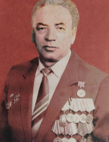 Брагинский Майер Матвеевич