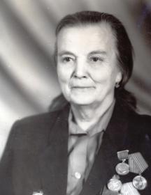 Гостинская Варвара Степановна