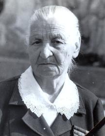 Некрасова Александра Степановна