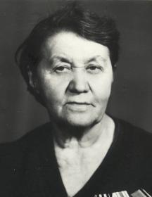 Тюстина Александра Павловна