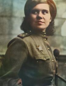 Иванова Анастасия Федосеевна