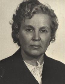 Удинцева - Худорожкова Екатерина Григорьевна