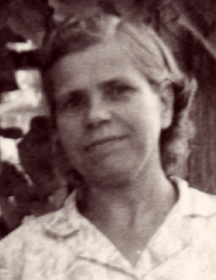 Шарова Елизавета Иосифовна