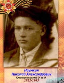 Наумкин Николай Александрович