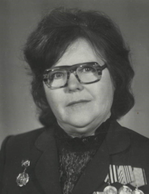 Замотаева Анна Степановна