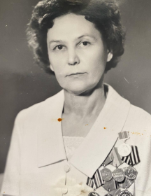Лунёва (Павлова) Раиса Семёновна
